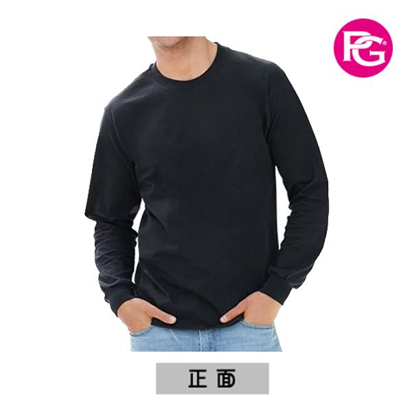 吉爾登 HA40 亞規精梳厚磅中性長袖T恤